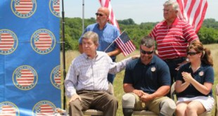 roy blunt honors veterans