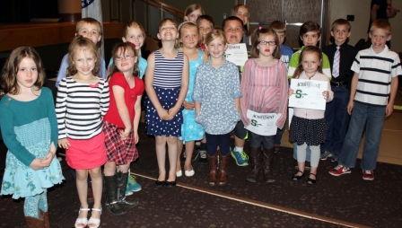 Smithville Primary Students