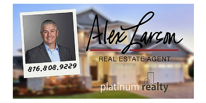 Alex Larson Kansas City Real Estate Agent