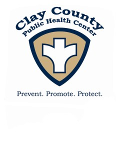 Clay County Public Health Center Logo