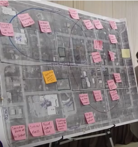 Kearney Downtown Revitalization Group Map