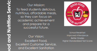 NKCSD Food and Nutrition