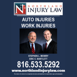 Northland Injury Law Billboard