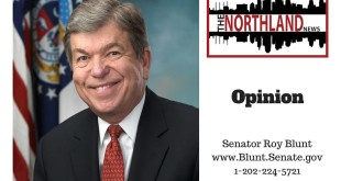 Roy Blunt The Northland News