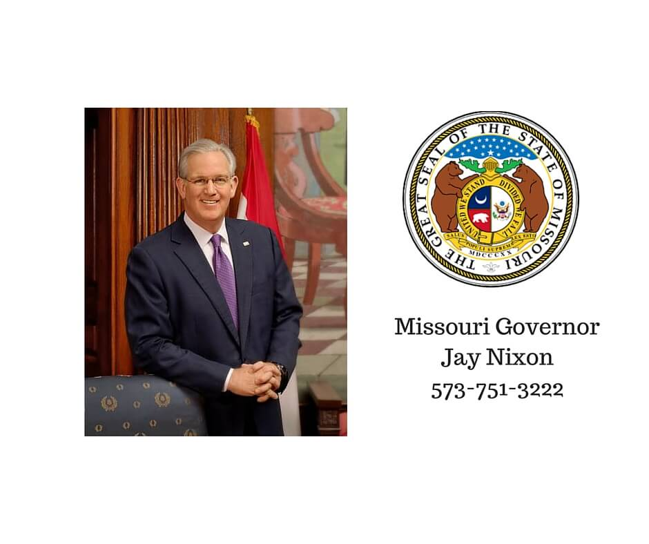 Governor Jay Nixon The Northland News
