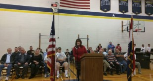 New Mark Middle School Veterans Day