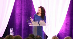 Andie MacDowell North Kansas City Hospital