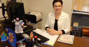 Clay County Collector Lydia McEvoy
