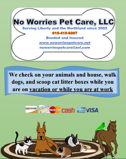 no worries pet care